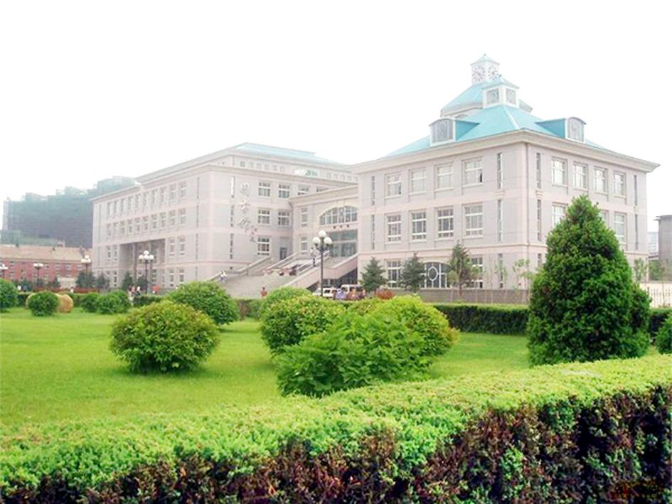 沈陽大學照明改造