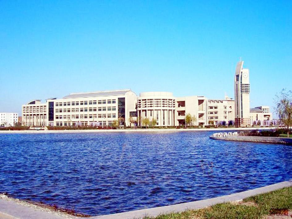 中國民航大學照明改造