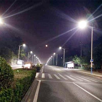 东莞市东城路灯照明改造